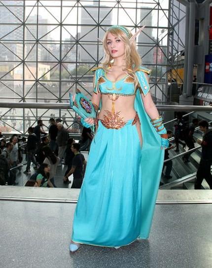 Фестиваль Comic Con 2015 в Нью-Йорке