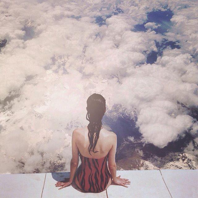 Необычные сюрреалистические фото из Instagram