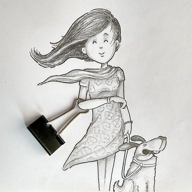 Оптимистичные рисунки от братьев Маника и Ратана из Бангладеша