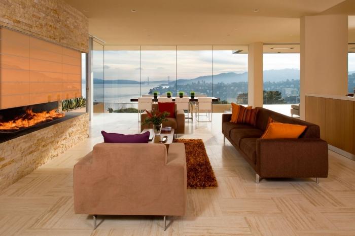 Роскошный особняк на берегу залива Сан-Франциско