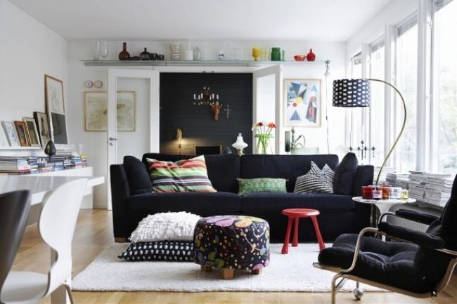 20 советов, как сделать маленькую комнату больше