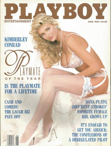 Обложки мужского журнала Playboy с дебютного 1953 года и до наших дней