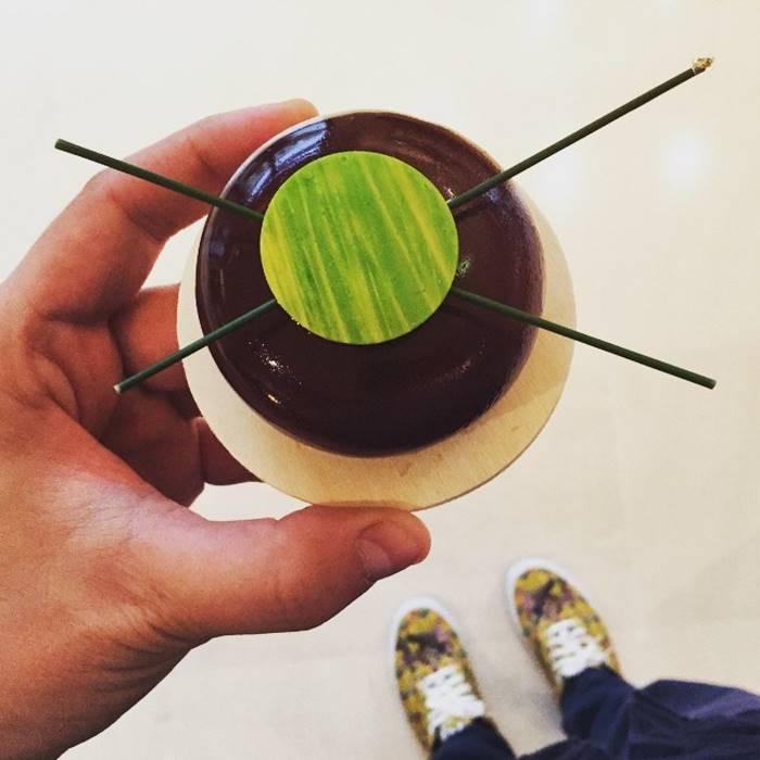 Виртуальная выпечка для подписчиков в Instagram