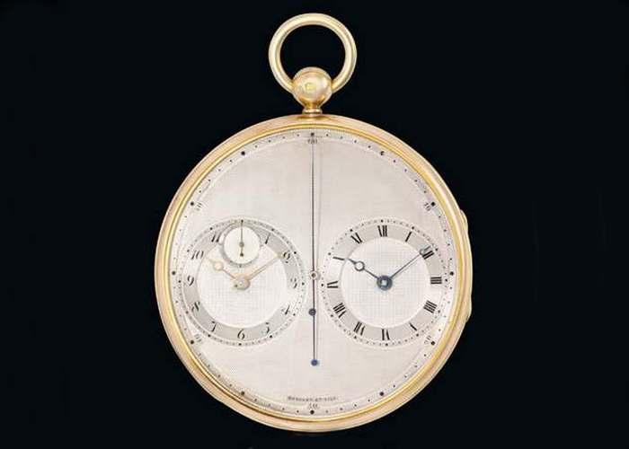 10 самых дорогих часов, проданных с аукционов