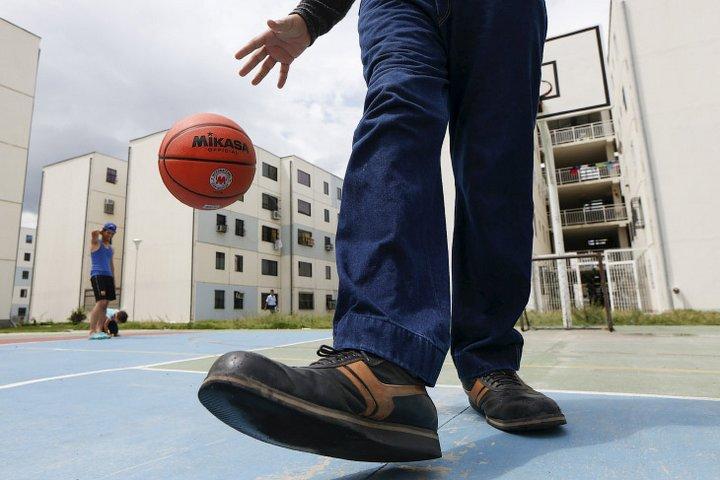 Самые большие ноги в мире