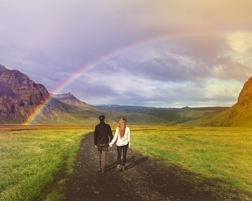 Свадебное путешествие по Исландии