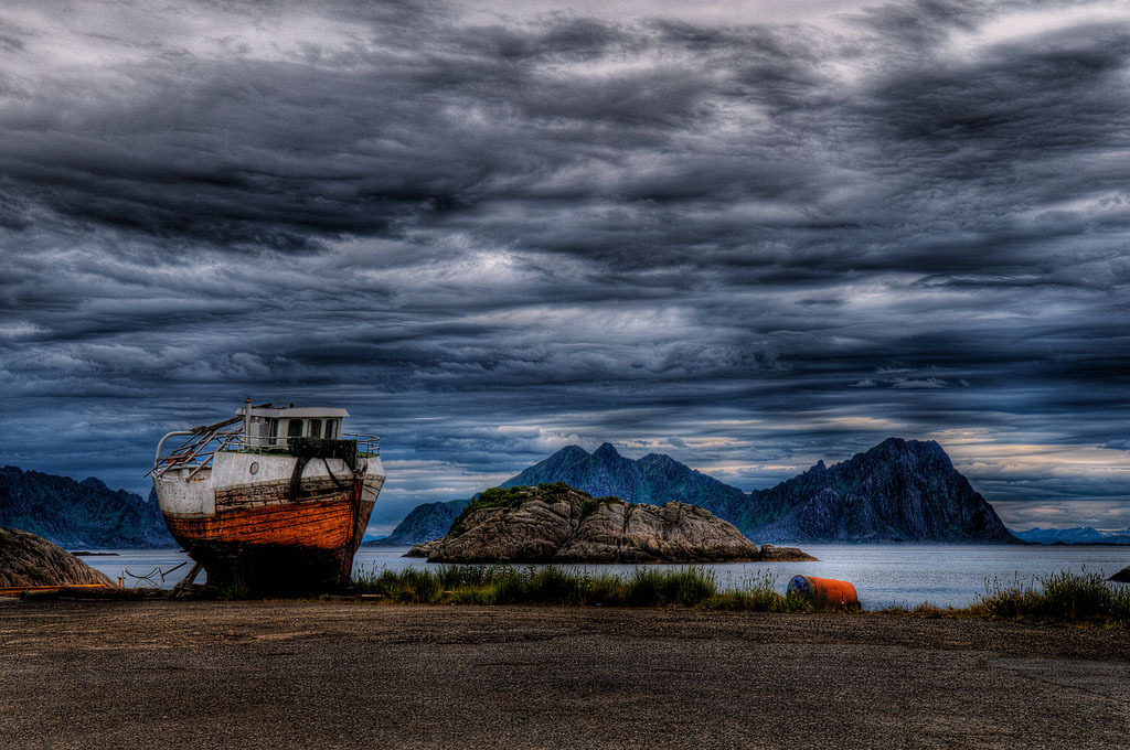 Удивительные HDR-фотографии от Амунда Недланда