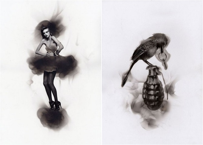 Шокирующие и неоднозначные способы художников создавать свои творения