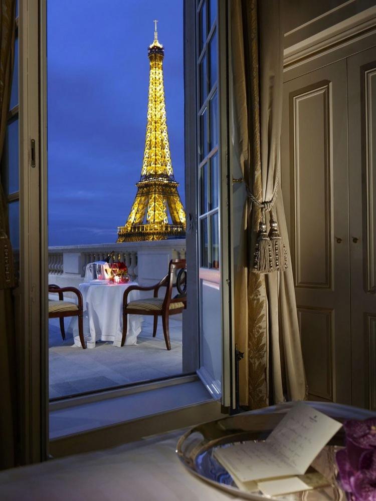 Комнаты, из которых открывается потрясающий вид