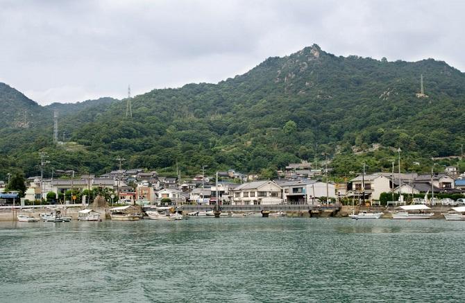 Заячий остров в Японии
