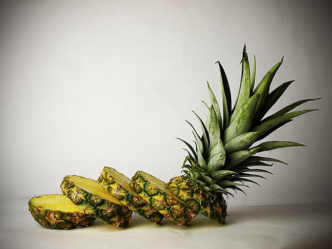 10 полезных свойств ананаса