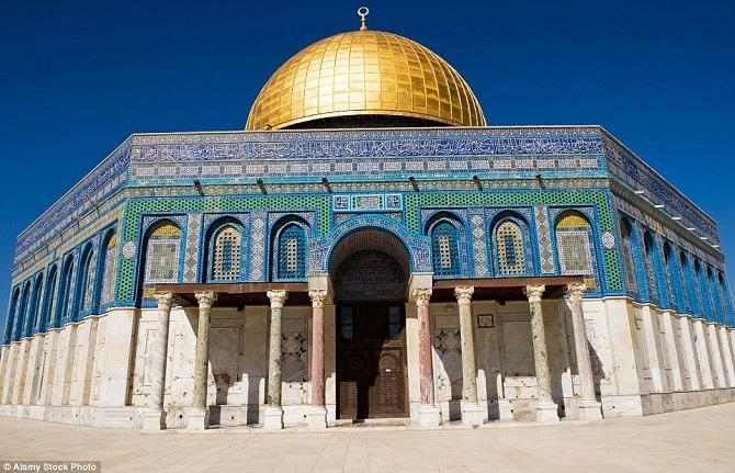 Красивые и необычные купола мечетей со всего мира