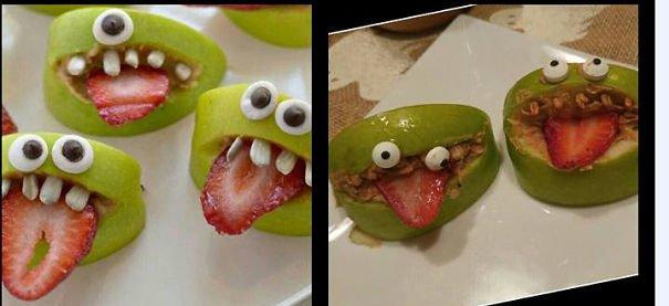 Забавные кулинарные неудачи на Хэллоуин
