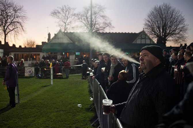 Кровь, пот и пиво: регби в Англии