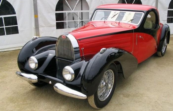Старинные автомобили, которые стоят целое состояние