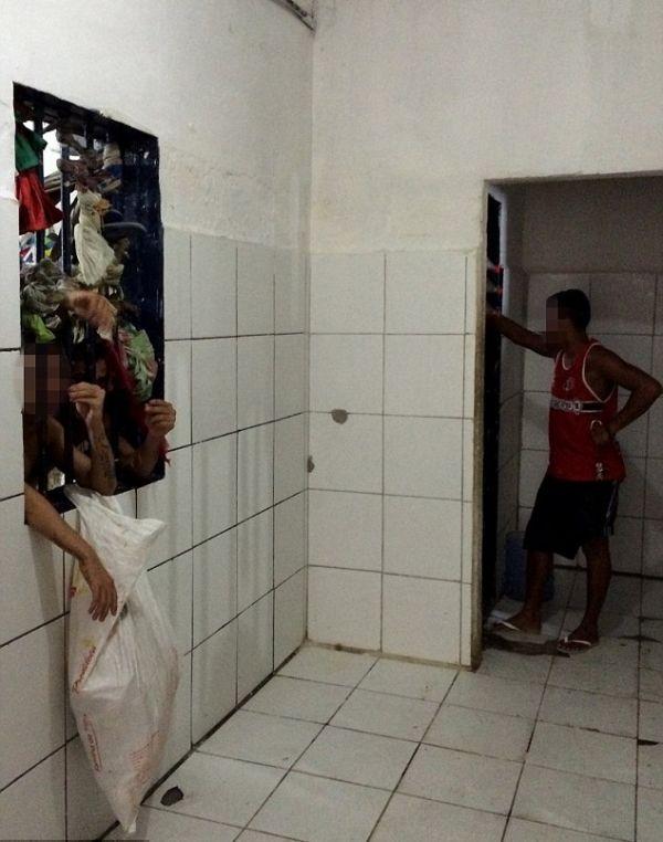 Типичные бразильские тюрьмы