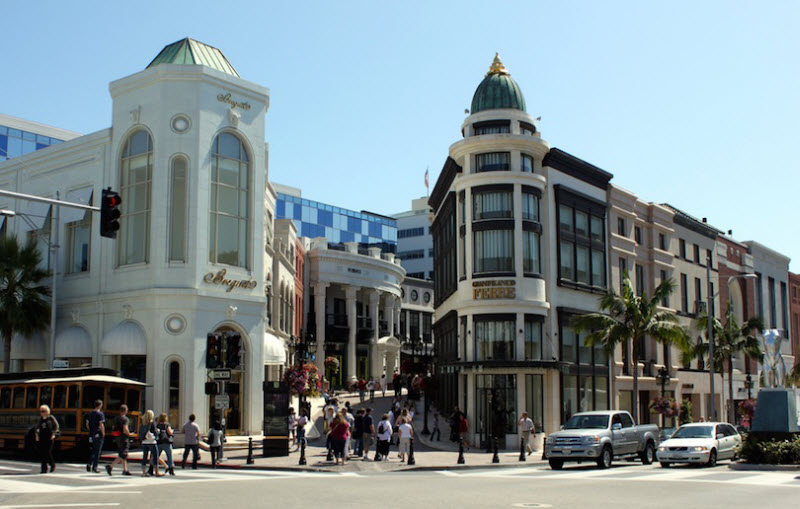 10 главных достопримечательностей Лос-Анджелеса