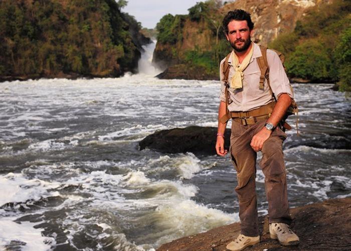 Левисон Вуд и его путешествие вдоль Нила