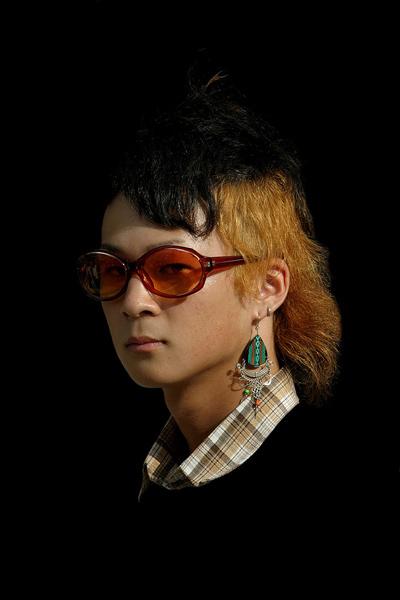Портреты из разных стран от Эрика Лаффорга