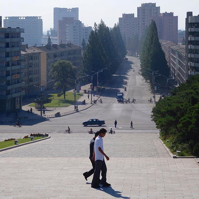 Светлые стороны жизни в Северной Корее