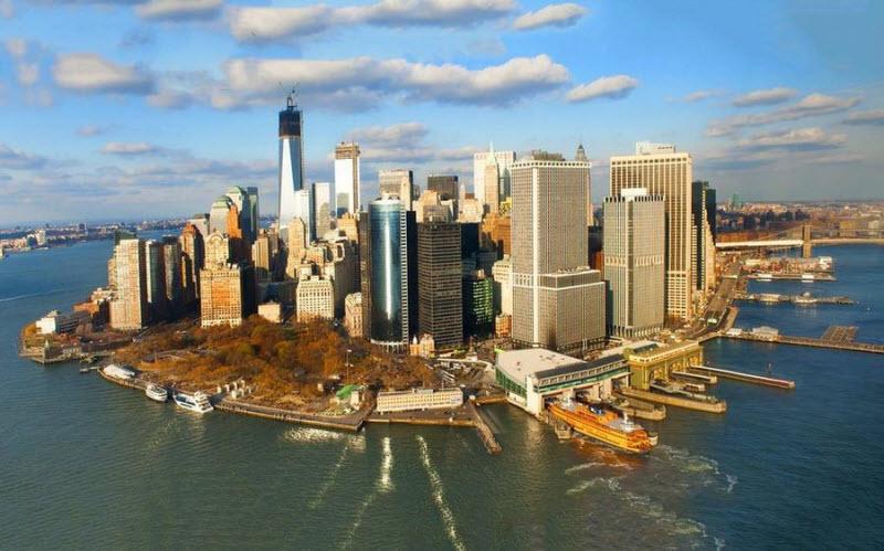 20 фактов о Нью-Йорке, о которых вы даже не догадывались