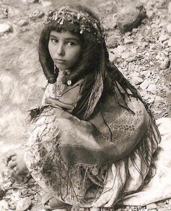 Иудейки Магриба на фотографиях Жана Безансено