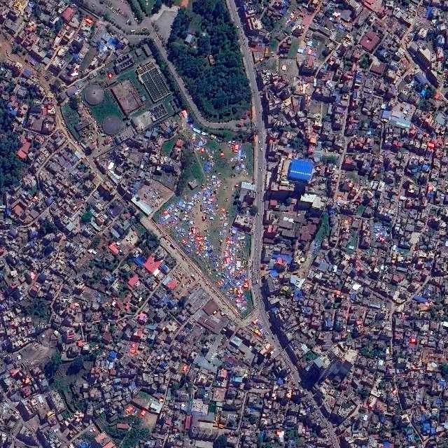 Красивые и волнующие фотографии нашего мира со спутника