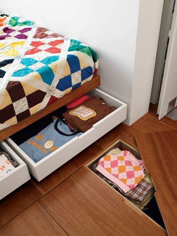 12 идей для более эффективного хранения вещей