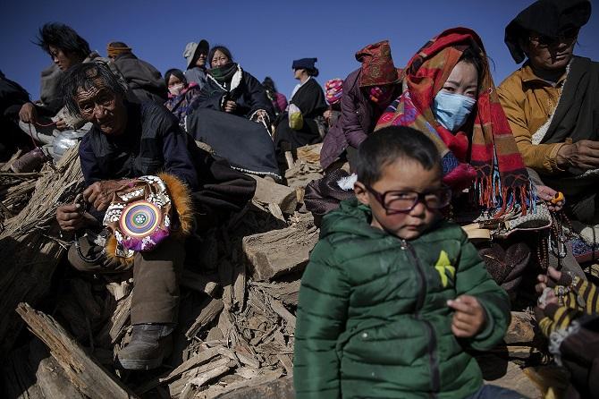 Крупнейший институт тибетского буддизма Ларунг Гар