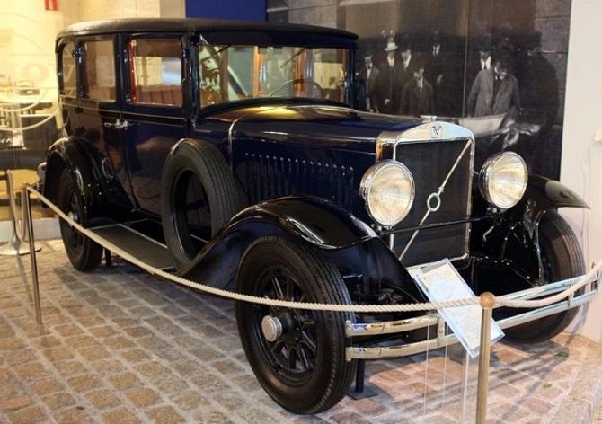 Легковые автомобили Volvo