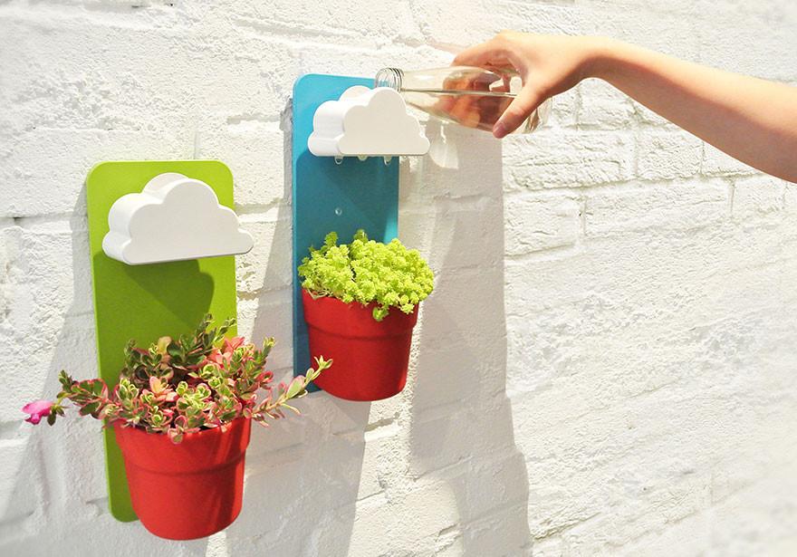 Креативные дизайнерские цветочные горшки