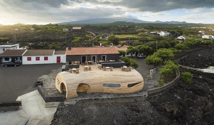Необычное кафе-бар в Португалии