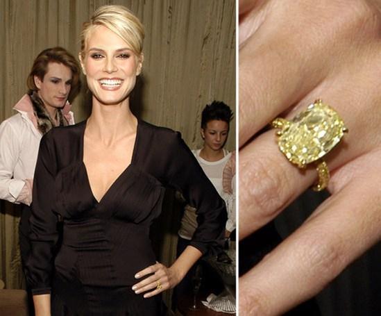 Самые крупные обручальные кольца знаменитостей