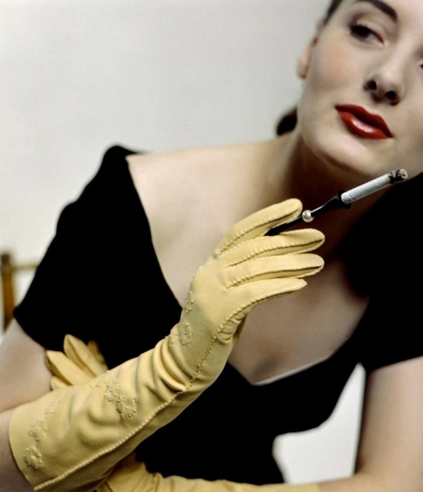 Мода 1940-х на снимках из журнала Vogue