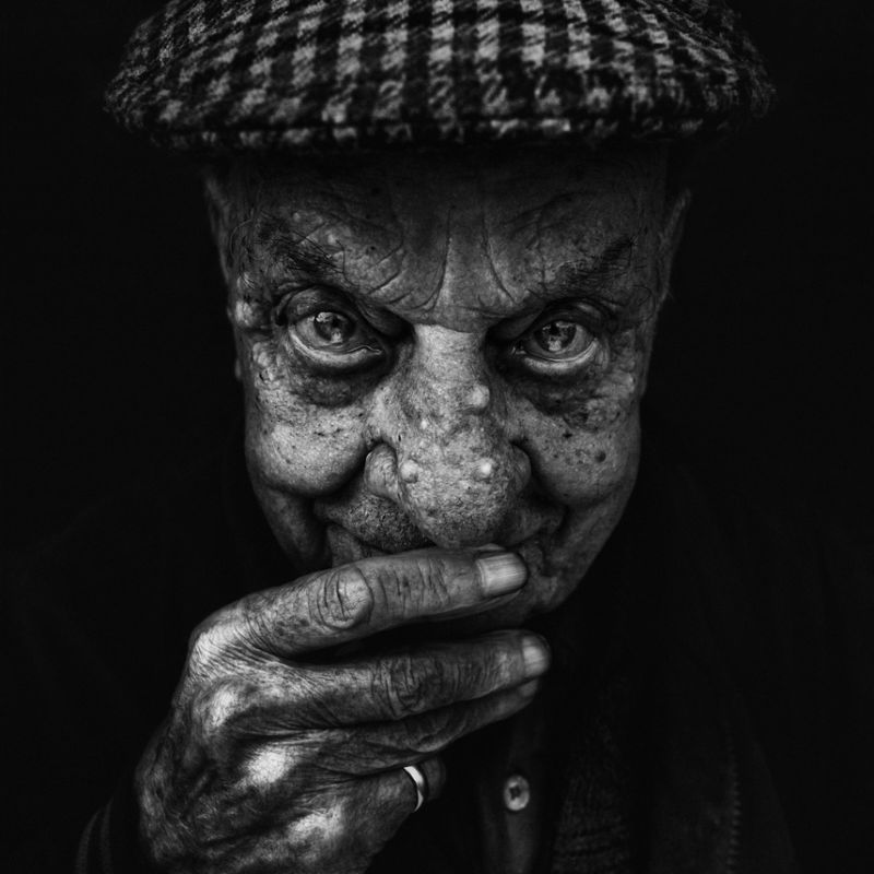 Портреты бездомных Лос-Анджелеса от Ли Джеффриса