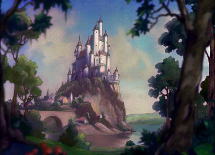 Сказочные места из диснеевских мультфильмов и их реальные прообразы