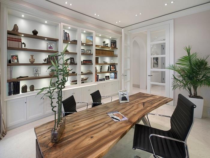 16 вдохновляющих примеров домашних офисов