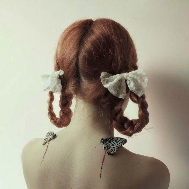 Мрачные фотографии от Elisa Scascitelli