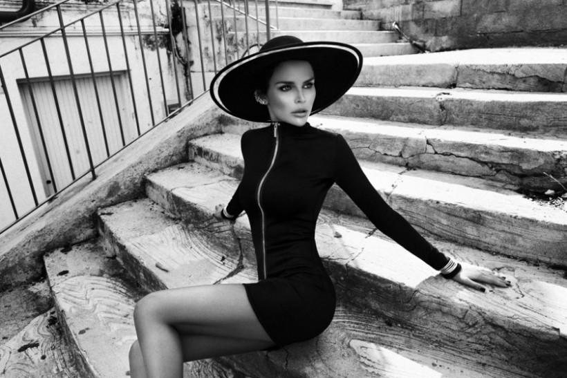 Красивые девушки в объективе Алексея Баздарева