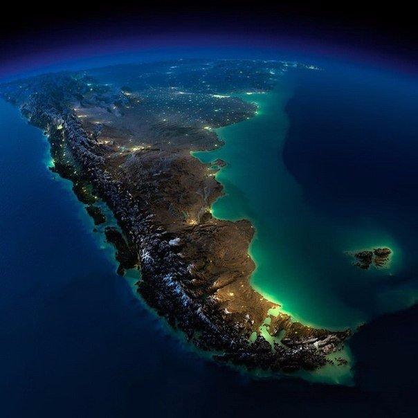 Новые невероятные фотографии Земли от NASA