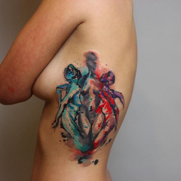 Что нужно знать о татуировках, прежде чем идти в тату-салон