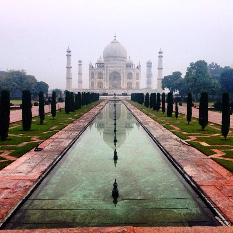Туристические фото: ожидание и реальность