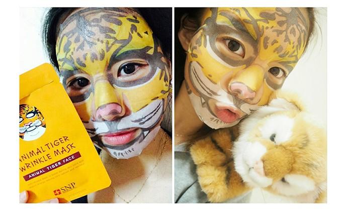 Картинки по запросу корейские маски звери