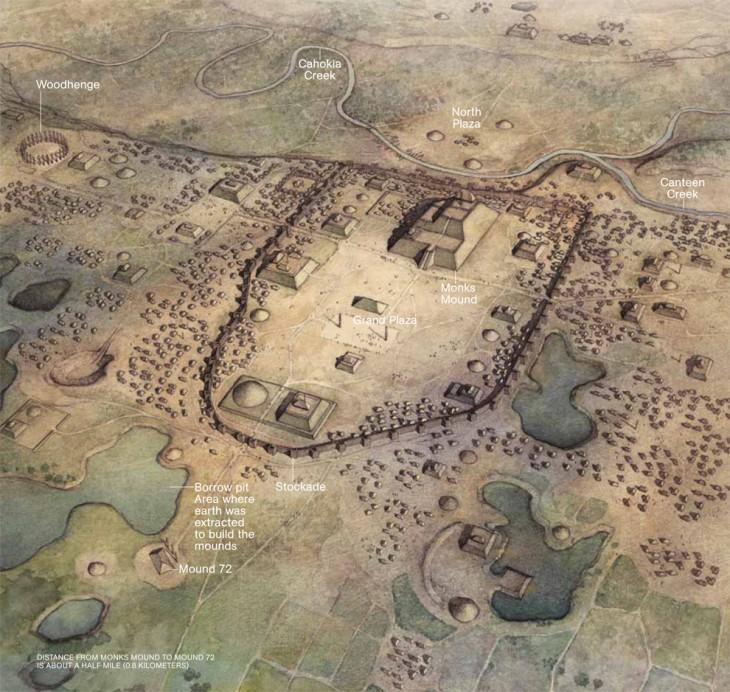 10 таинственных цивилизаций, от которых почти ничего не осталось