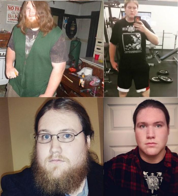 Люди, которые смогли изменить себя