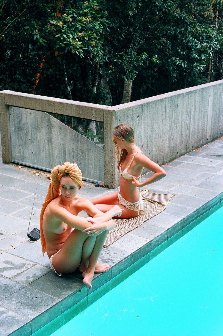 Красивые девушки на фотографиях Люка Шуэтрампфа