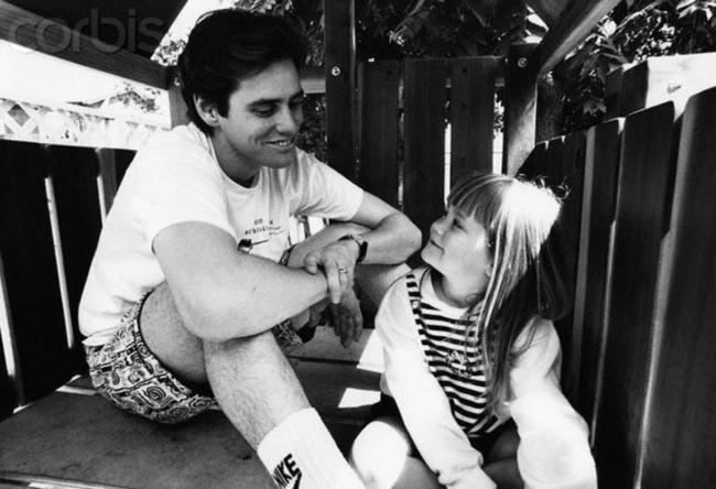 12 знаменитых заботливых отцов