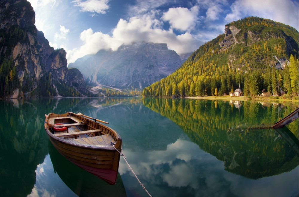 Пейзажи невероятной красоты вдалеке от туристических маршрутов