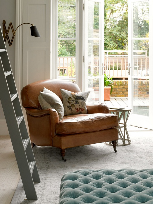 Удобные кресла для книголюбов
