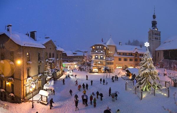 7 лучших горнолыжных курортов Франции